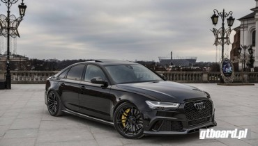 Audi RS6 MTM 580KM 750NM full opcja SEDAN!