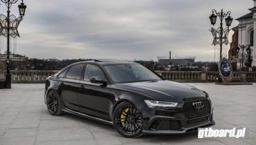 Audi RS6 MTM 580KM