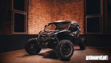 CAN AM MAVERICK X3 TURBO XRS