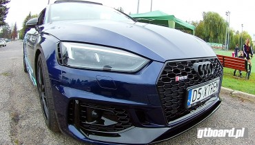 Audi RS5 MANHART 450KM