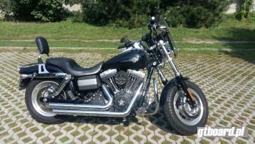Harley Davidson Dyna FatBob 2011